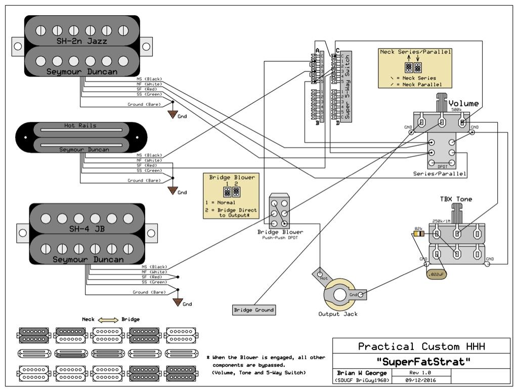Guitar Wiring Help : i need some help with triple humbucker guitar wiring ~ Vivirlamusica.com Haus und Dekorationen