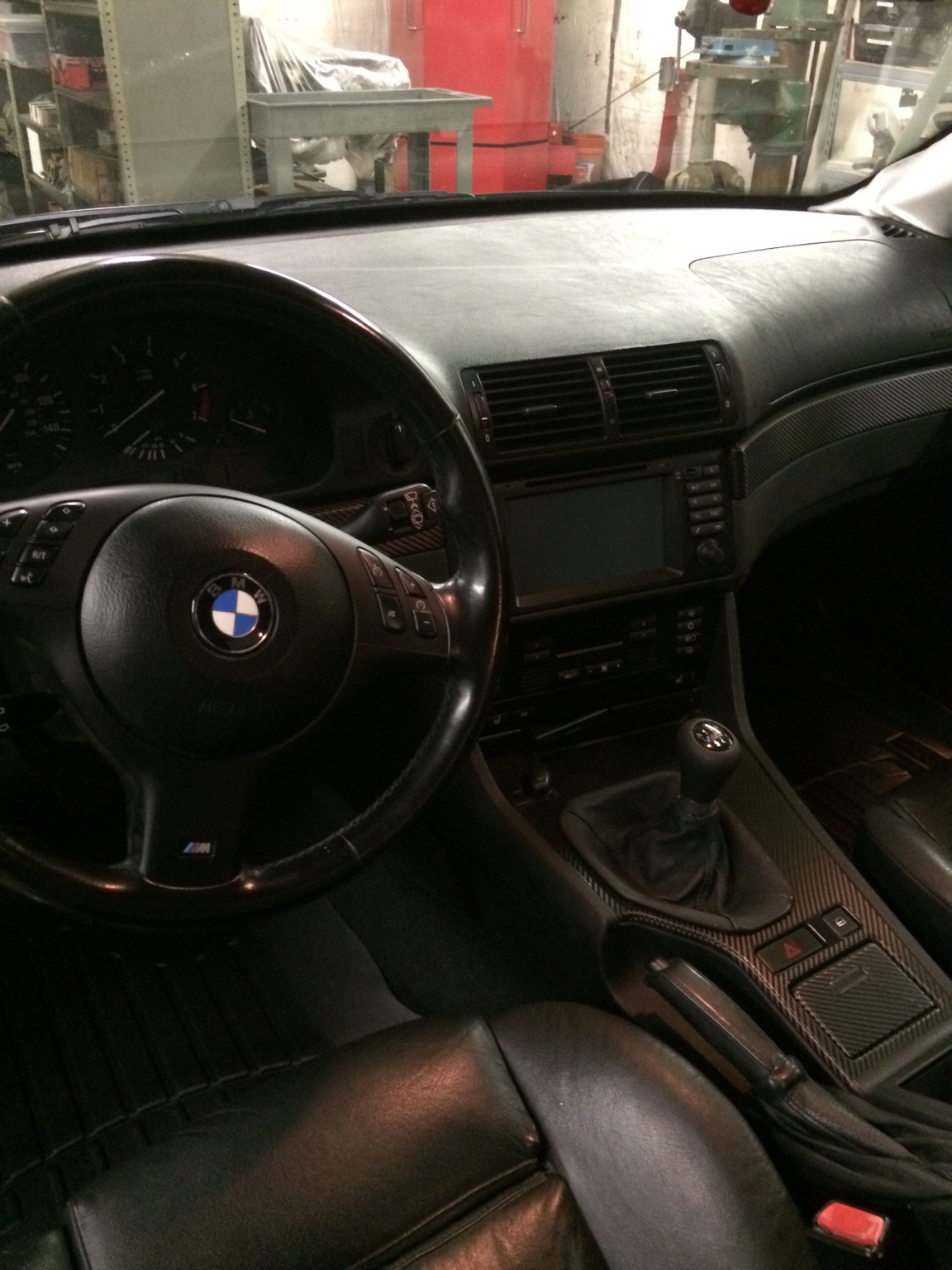 E60E61 2003 BMW 525i M sport 5 speed