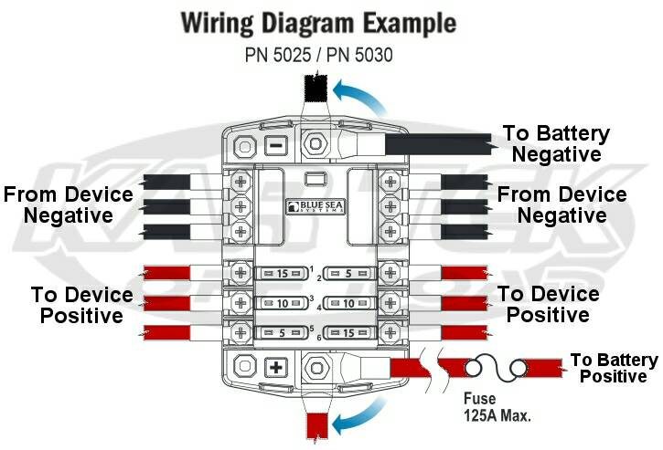 How To Wire  Switches And Relayed Fuse Box  - Page 7