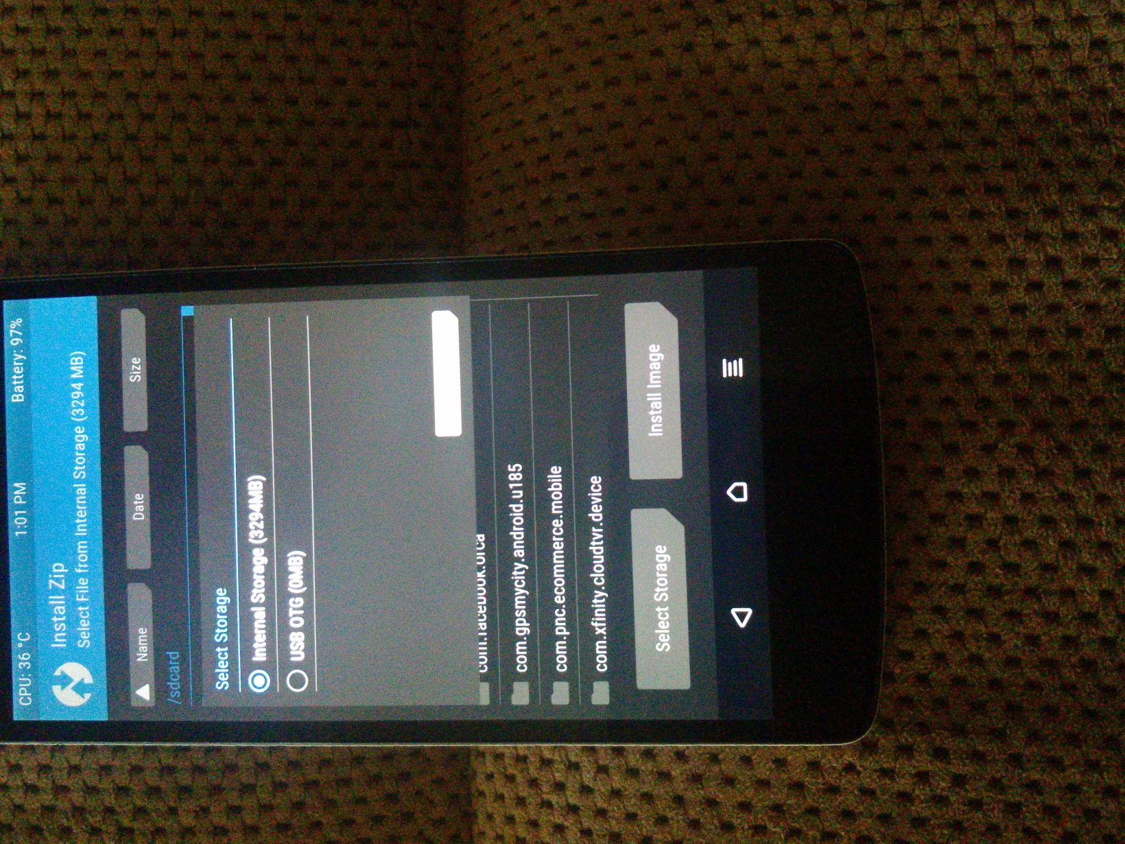 Help] Failure of updating to 7 0 via flashfire - Android Forums at