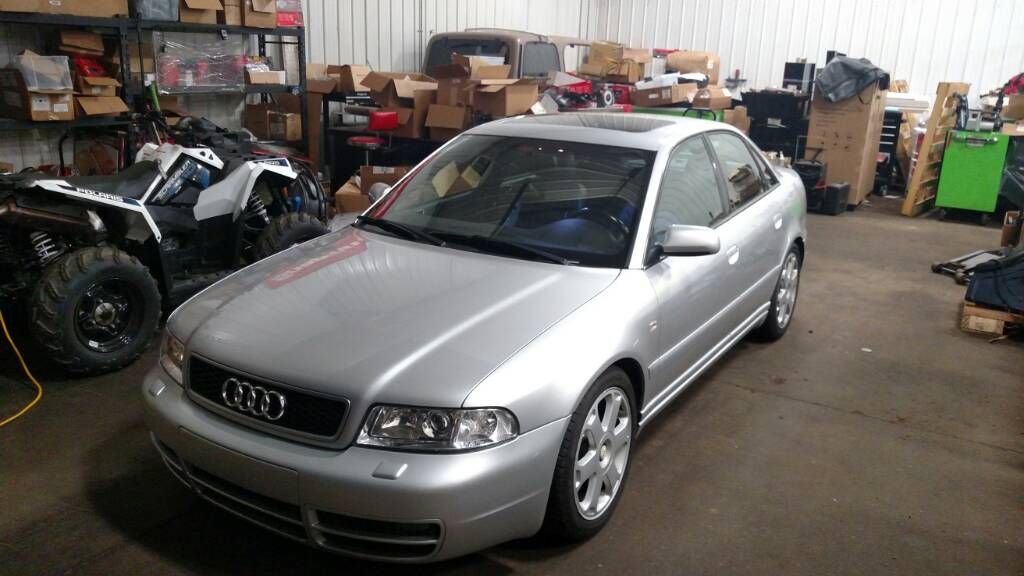 For Sale 2001 Audi S4 Stage 3