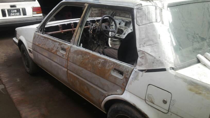Toyota Corolla 1986 Owners' & Fans' Club - 4745329eca6350814eec9c21537df334