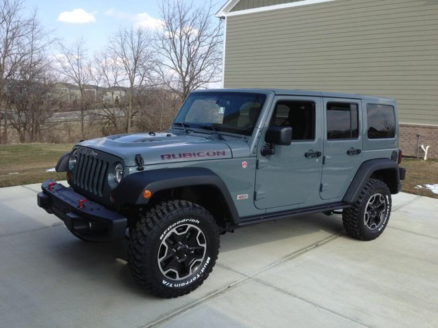 Man, new jeep colors are limited - Jeep Wrangler Forum