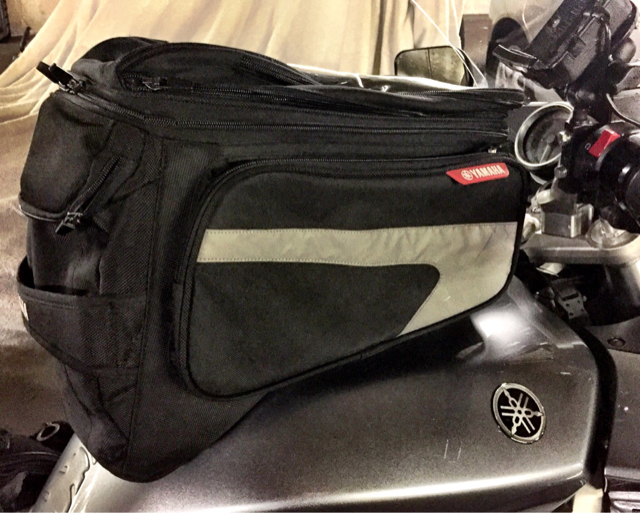 OEM Yamaha FJR Tank Bag - Excellent Condition - Yamaha FJR