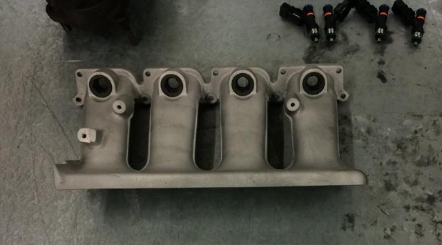 DIY Intake manifold  Pic heavy    Audi-Sport net