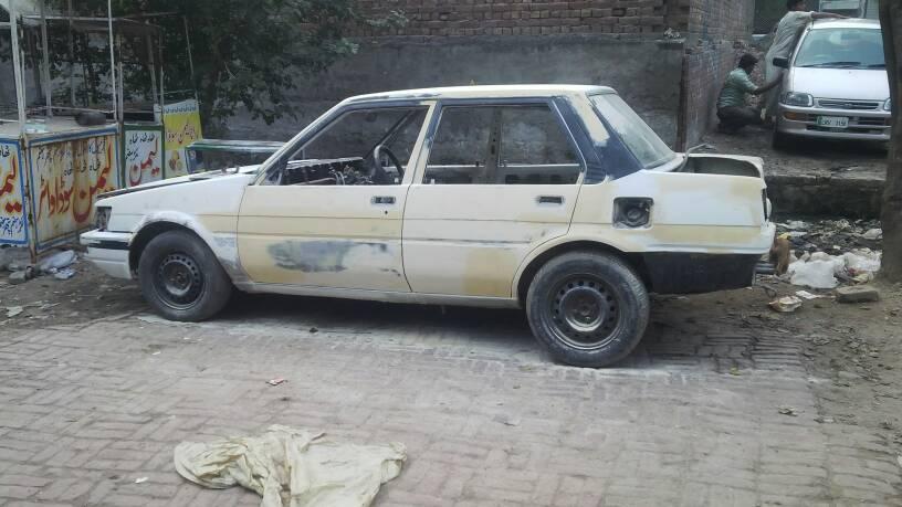 Toyota Corolla 1986 Owners' & Fans' Club - b95e4b4f9718699c10895c95f570156e