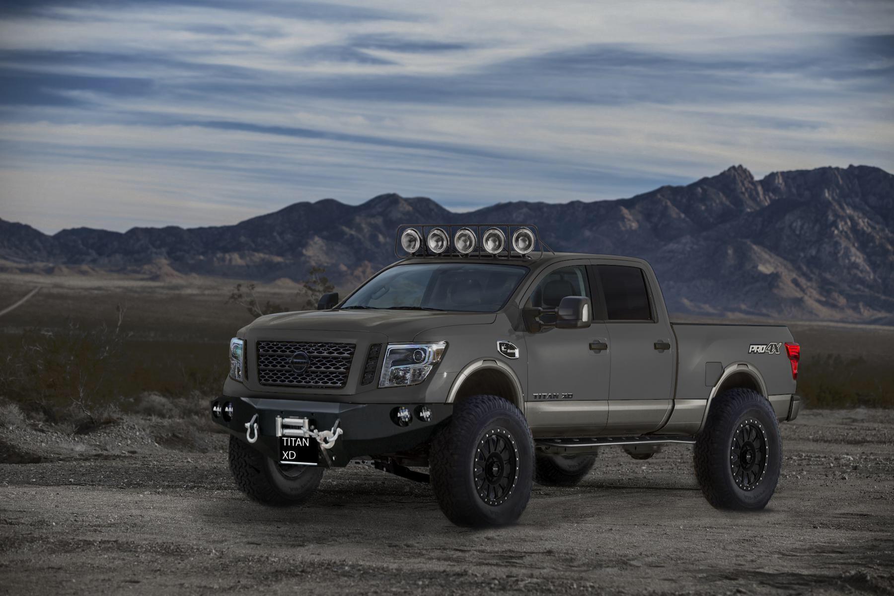 Lifted Titan Xd >> Lifted Titan XD - Nissan Titan Forum