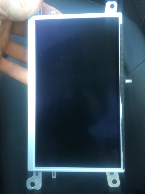 For Sale: MMI Screen replacement (genuine Audi) -- $150 shipped