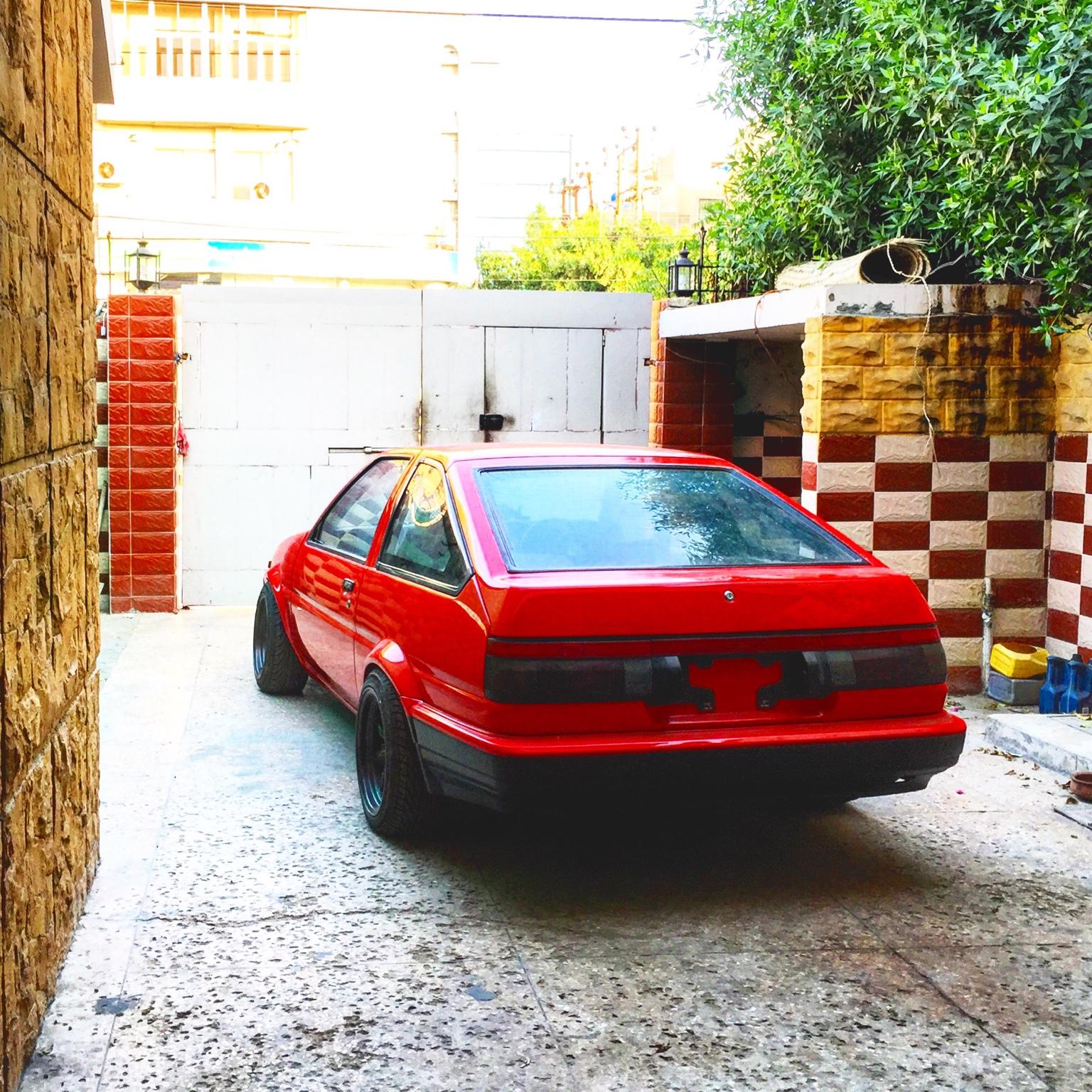 Toyota Corolla GT Apex (AE86) - 3264dfaf27549fda203572713c386057