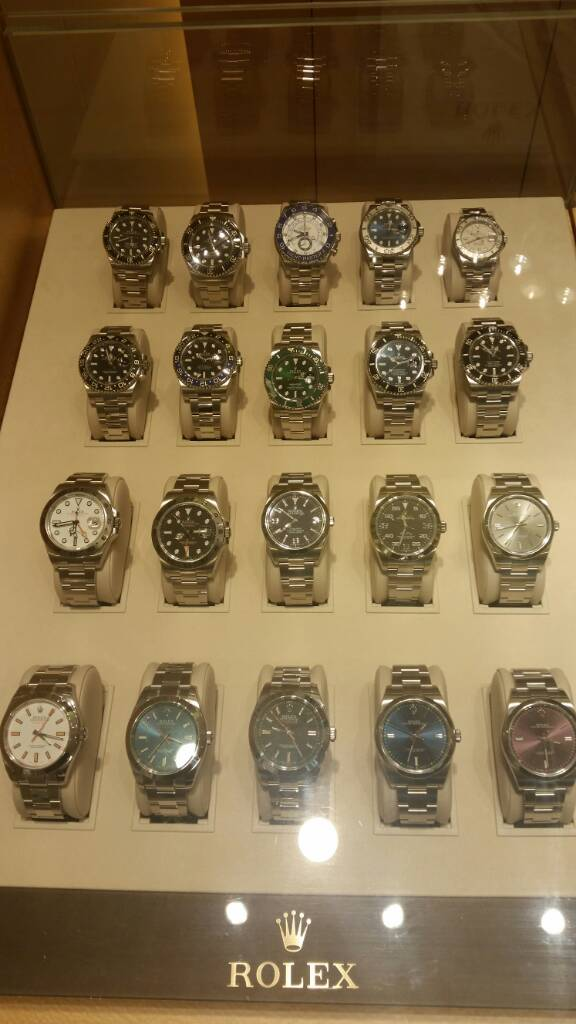 dubai airport duty free watches prices