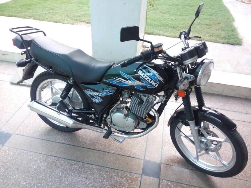 New Suzuki GS150 SE (Special Edition) 2016 - 1b7539922f03632eb83303e0c71b0f00