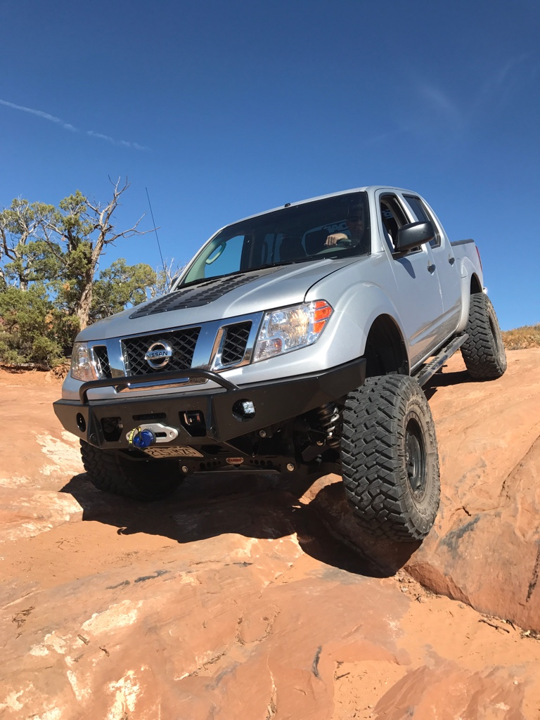 Titan Xd Forum >> Golf286's The Moab Princess - Nissan Frontier Forum
