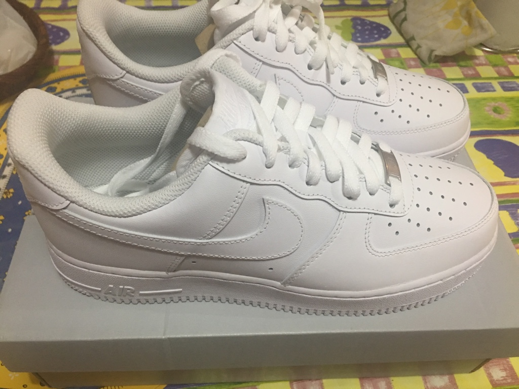 nike air force 1 blancas hombre