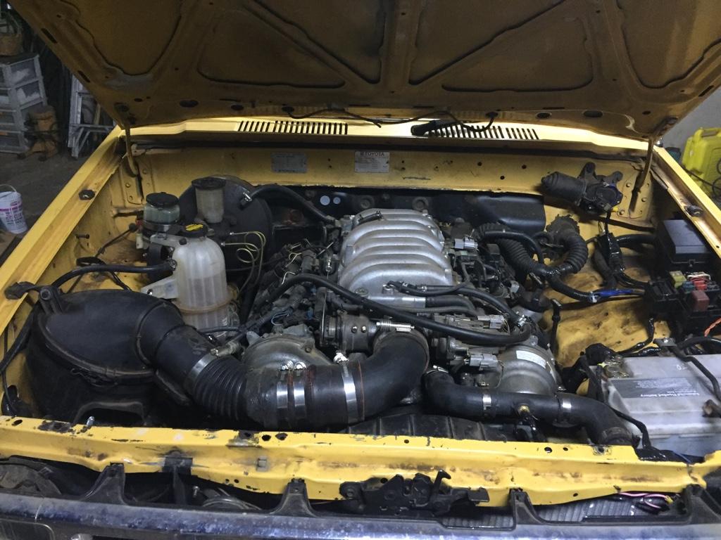 Lexus V8 Conversions - Hilux 4x4 Forum