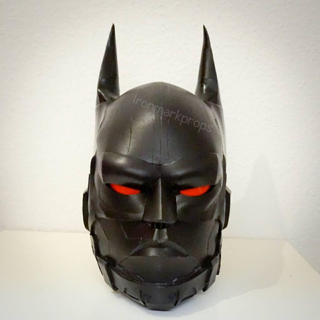 finished] Batman Beyond helmet Arkham Knight version | RPF