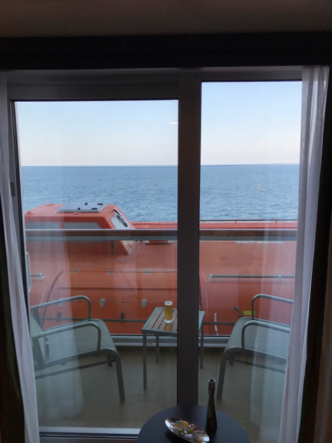 Britannia obstructed view balcony cruise critic message for View from balcony quotes