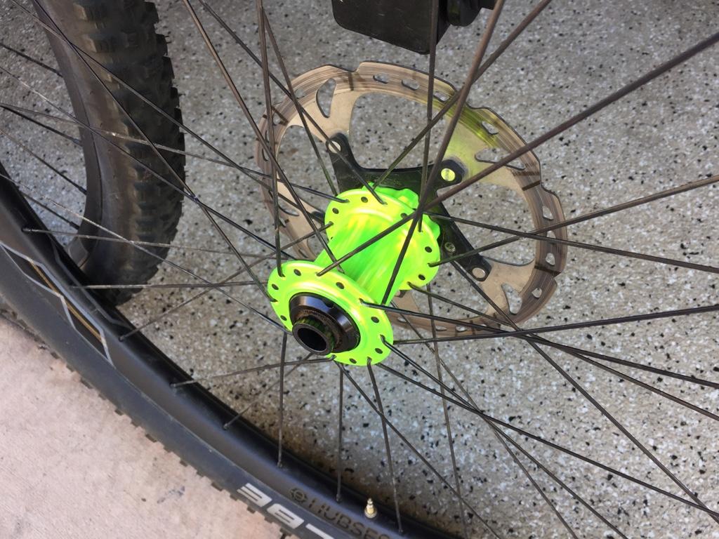 FS: Nox Teocalli carbon 29er wheelset with Onyx hubs