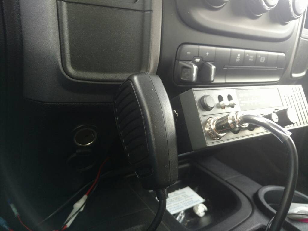 Share Your Cb Radio Install Location Page 2 Dodge