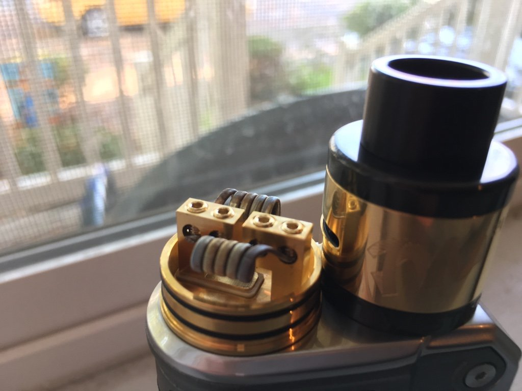 Goon Rda Vs Twisted Messes Vaping Underground Forums An Ecig Vapor Vape Authentic Lite 22mm Img