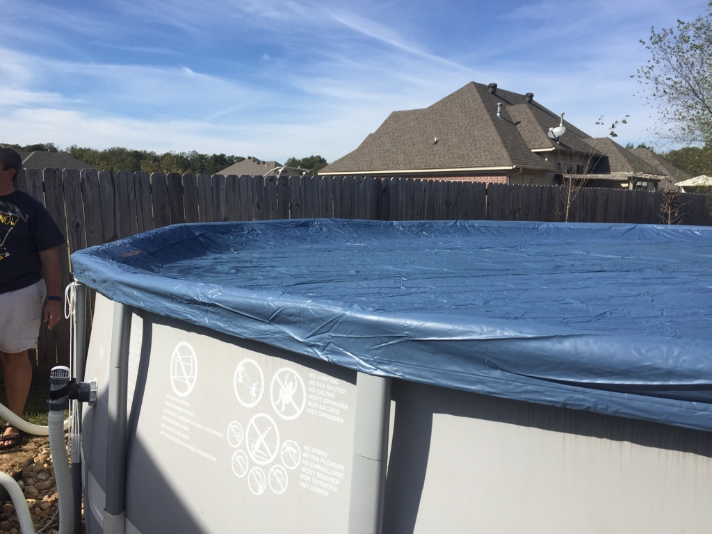 Intex 22 Foot Round Cover