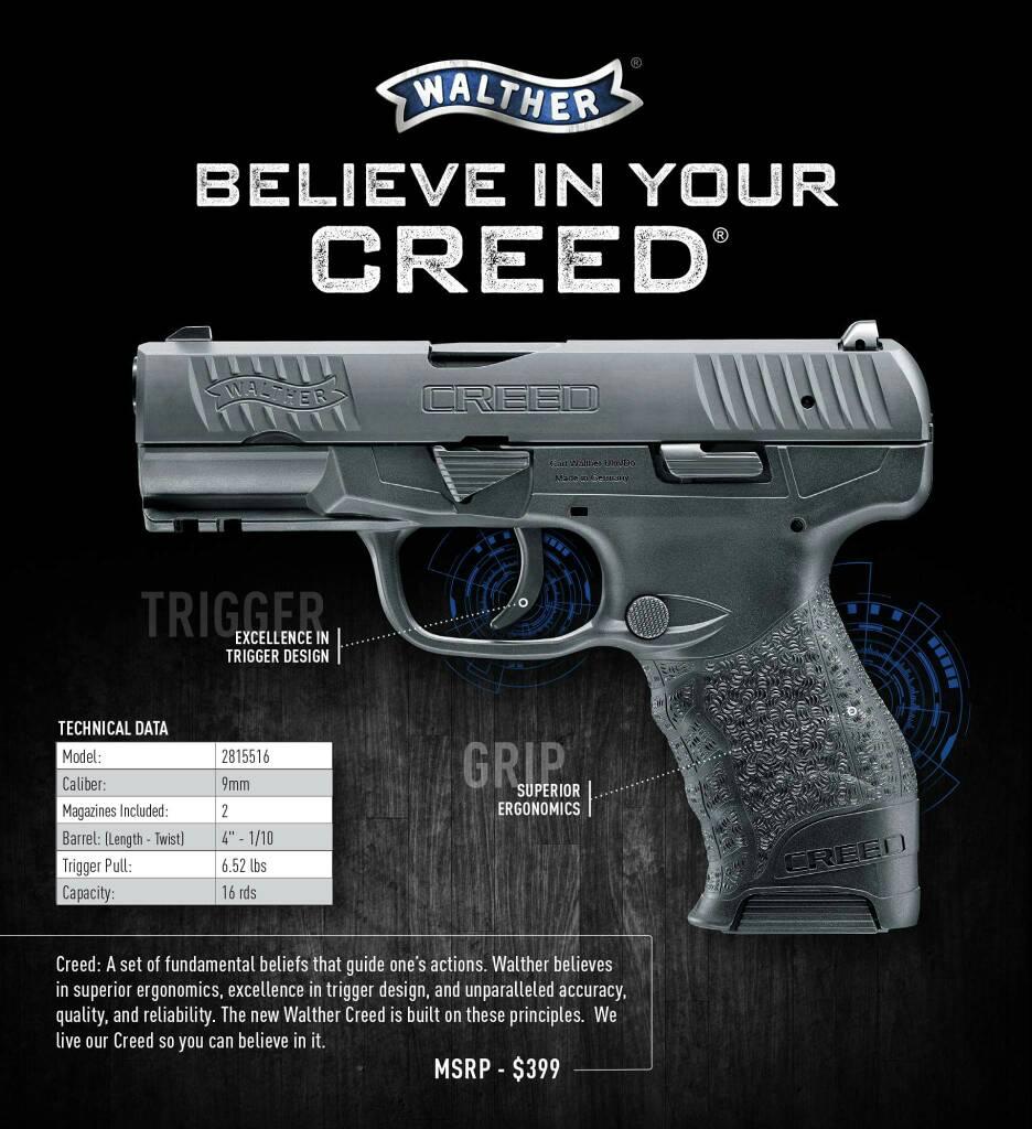 Walther Creed Sig Talk