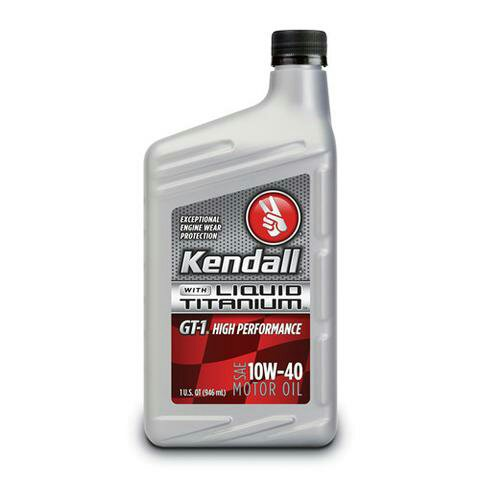 Kendall engine oil - ab7ce1e26062ae8059565e65611b9207