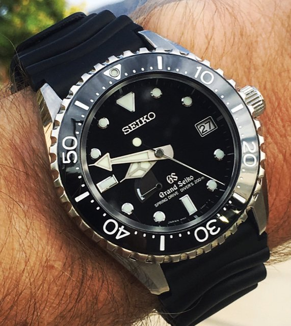 552db7f1021 Show your Grand Seiko Divers...... Strap options