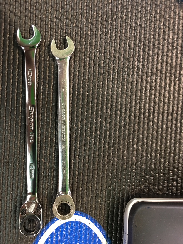 Matco Vs Snap On Ratcheting Wrenches The Garage Journal Board