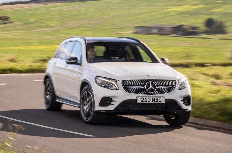 2017 mercedes benz glc43 amg 4matic for Mercedes benz glc43 amg