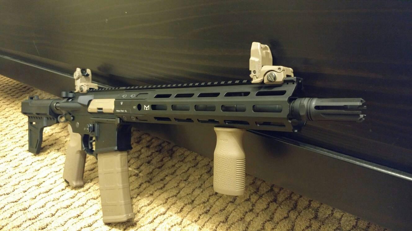 AR Pistol gallery thread 2 0 - Calguns net