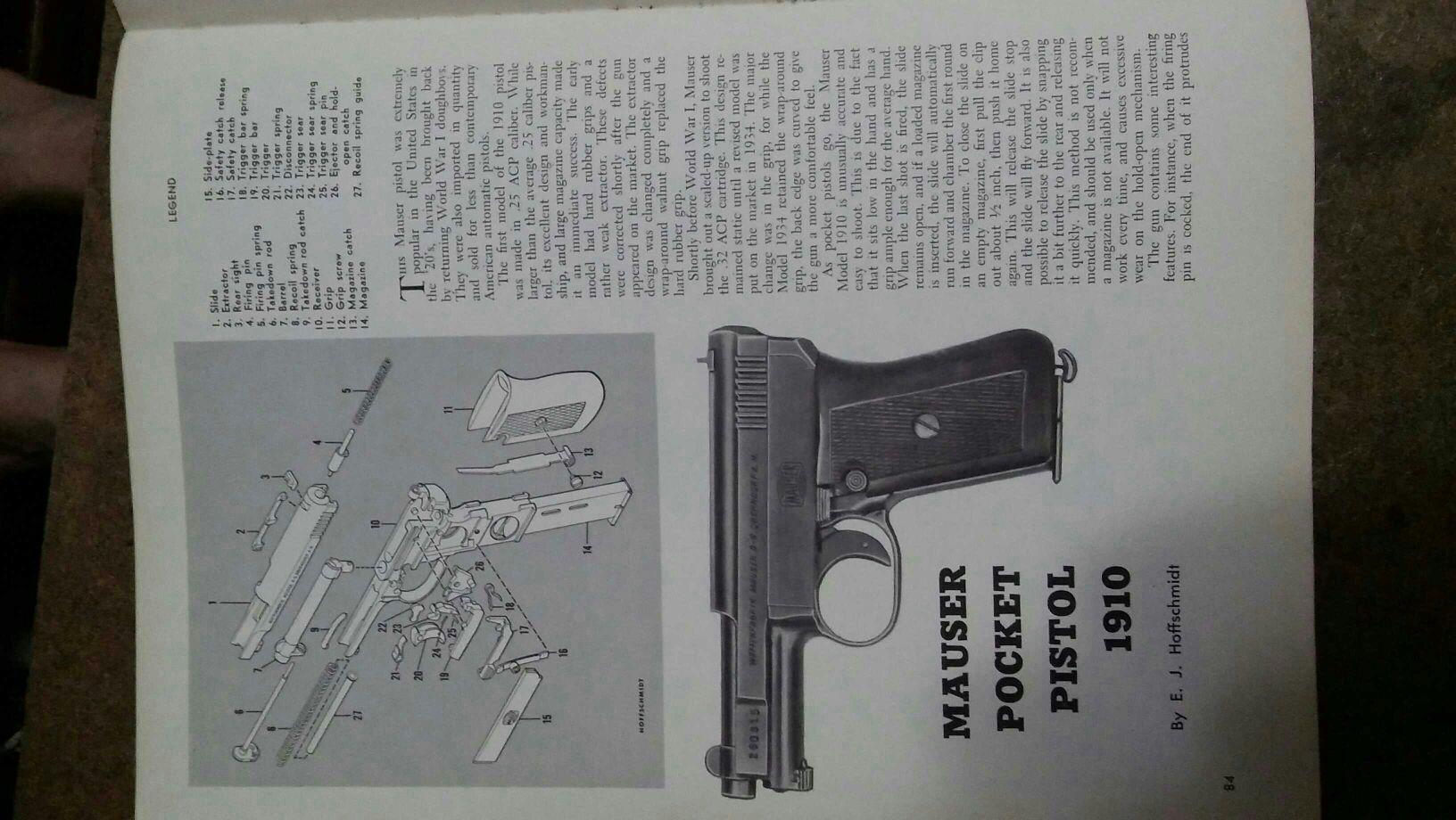 Mauser 1914 - The Liberal Gun Club Forum