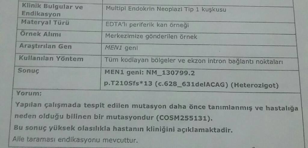 dbb417e7ec3c9e57c0d0ed2747e9f8db - Multipl Endokrin Neoplazi Tip 1 rahatsızlığım var. Askerlikten muaf ederler mi?