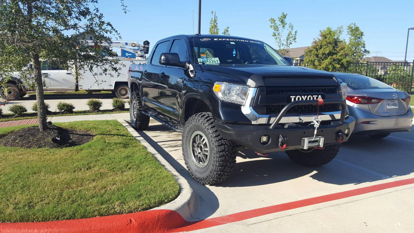 Mini Cooper Houston >> 37s on a 3 or 4 or 4.5 inch lift! - TundraTalk.net - Toyota Tundra Discussion Forum