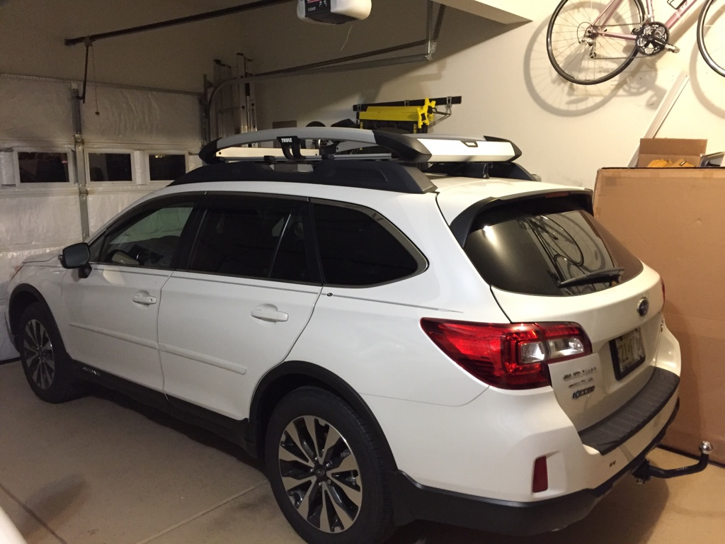 Thule Trail Xt L Rack Subaru Outback Subaru Outback Forums