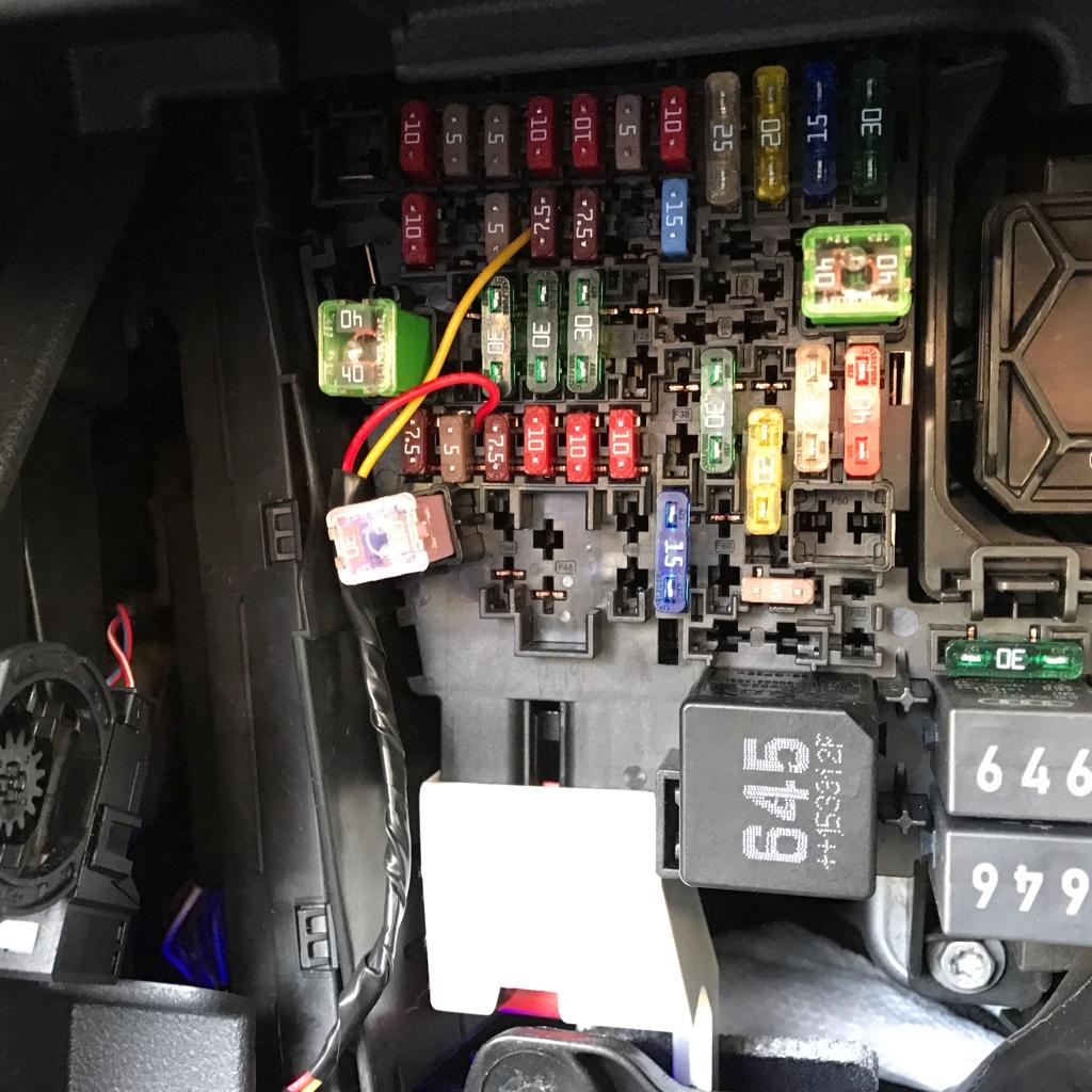 Glove Box Vw Golf R Mk7 Chat Vwroc Owners Club Fuse Diagram 8ce651fcca4f629656c90eadce368c9f