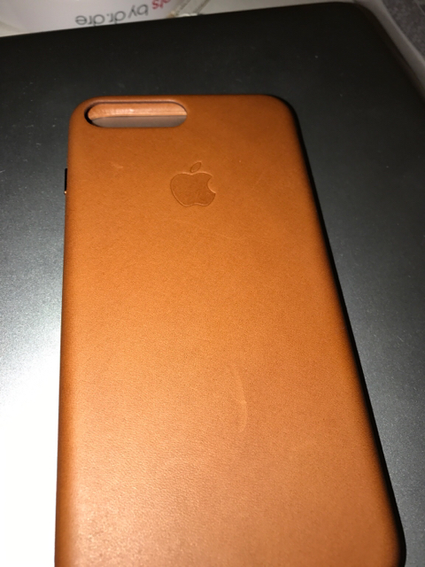 apple coque cuir iphone 7