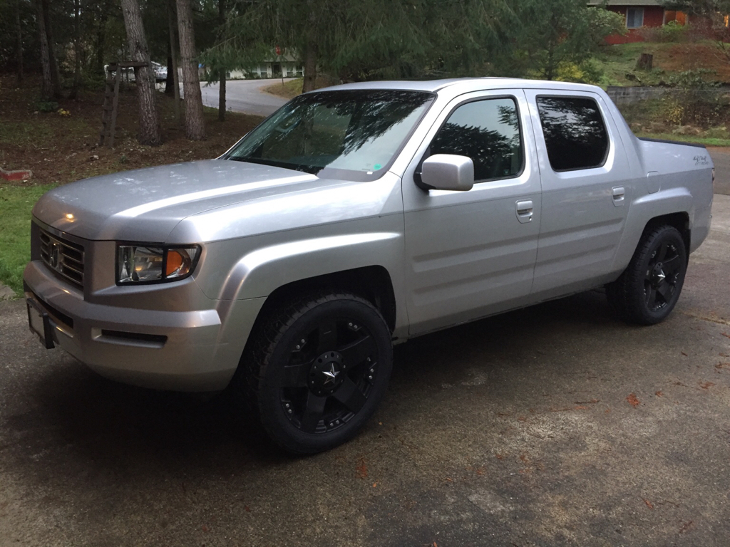 Used Tires Barrie >> Tires & Wheels MASTER Thread__POST PICS HERE - Page 97 - Honda Ridgeline Owners Club Forums