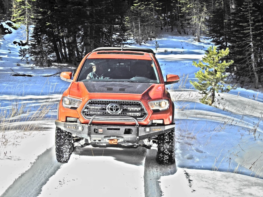 Dissent offroad 2016 Tacoma trd build  | Page 8 | Expedition Portal