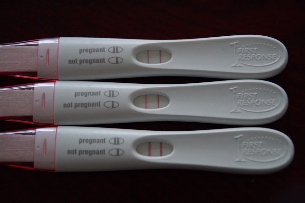 first response pregnancy test instructions uk