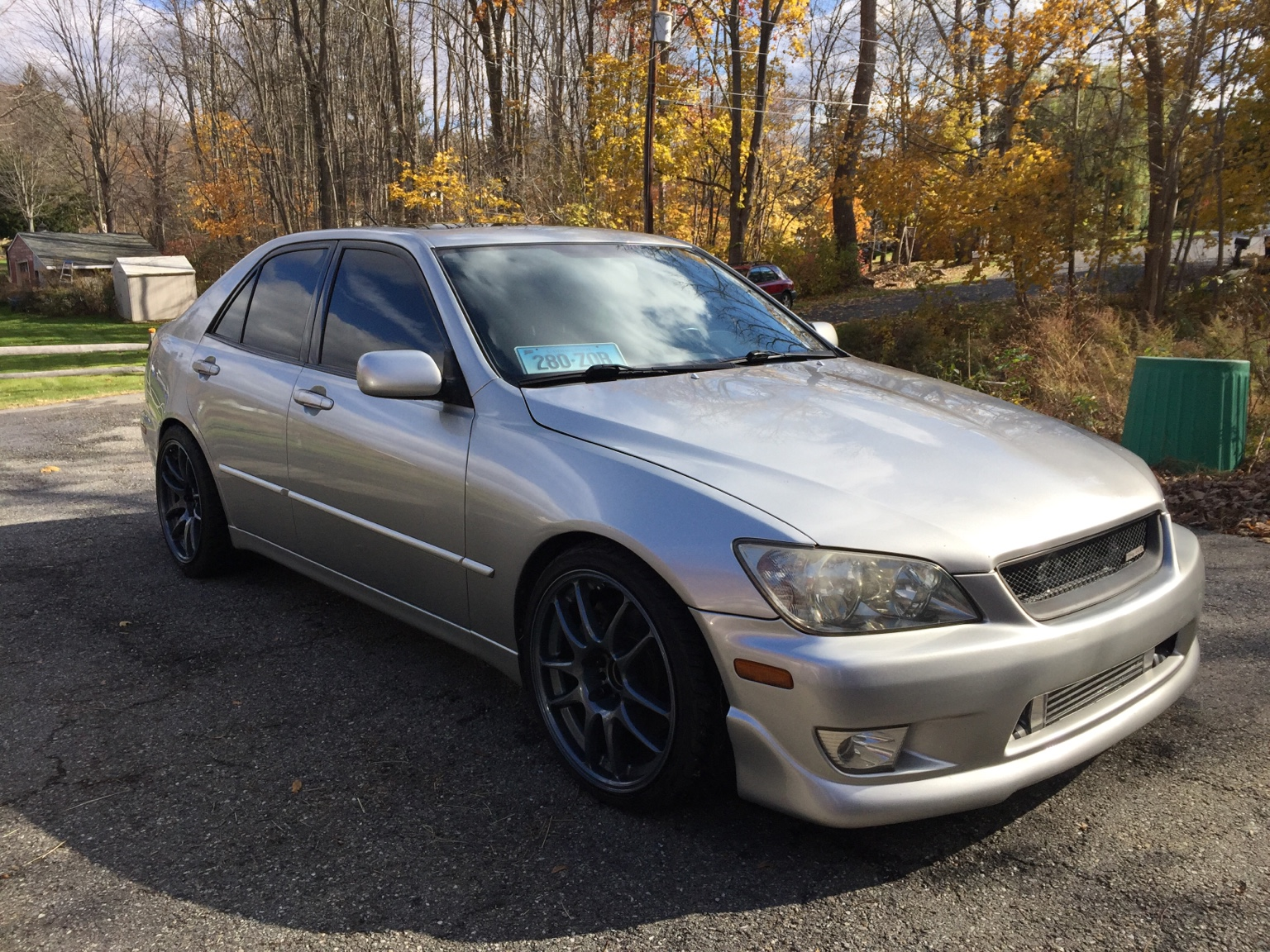 2002 lexus is300 manual for sale