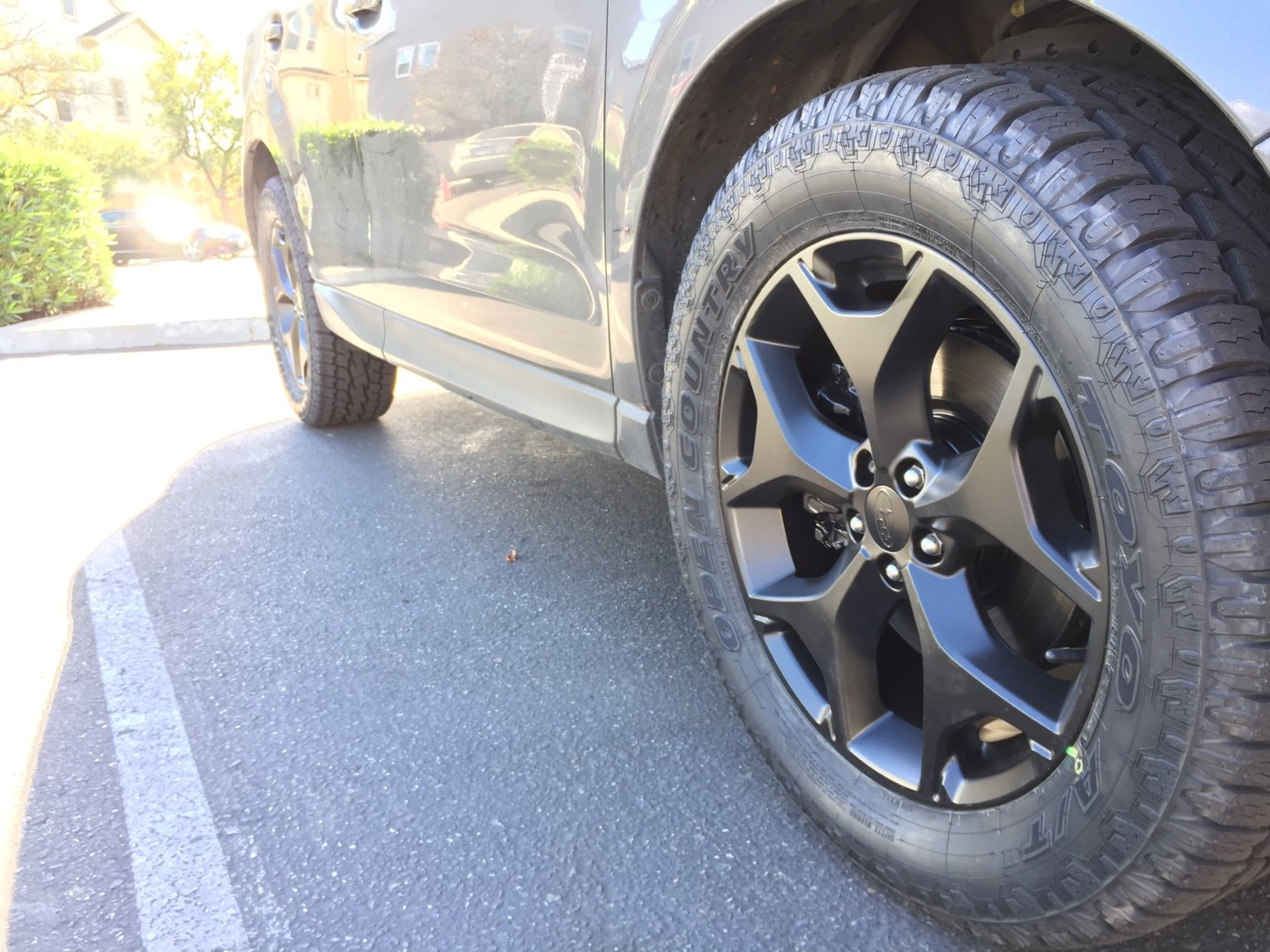 Subaru Forester 2.0 Xt Premium >> ('14-'18) SJ FXT Wheel/Tire Fitment Information - Page 18 - Subaru Forester Owners Forum