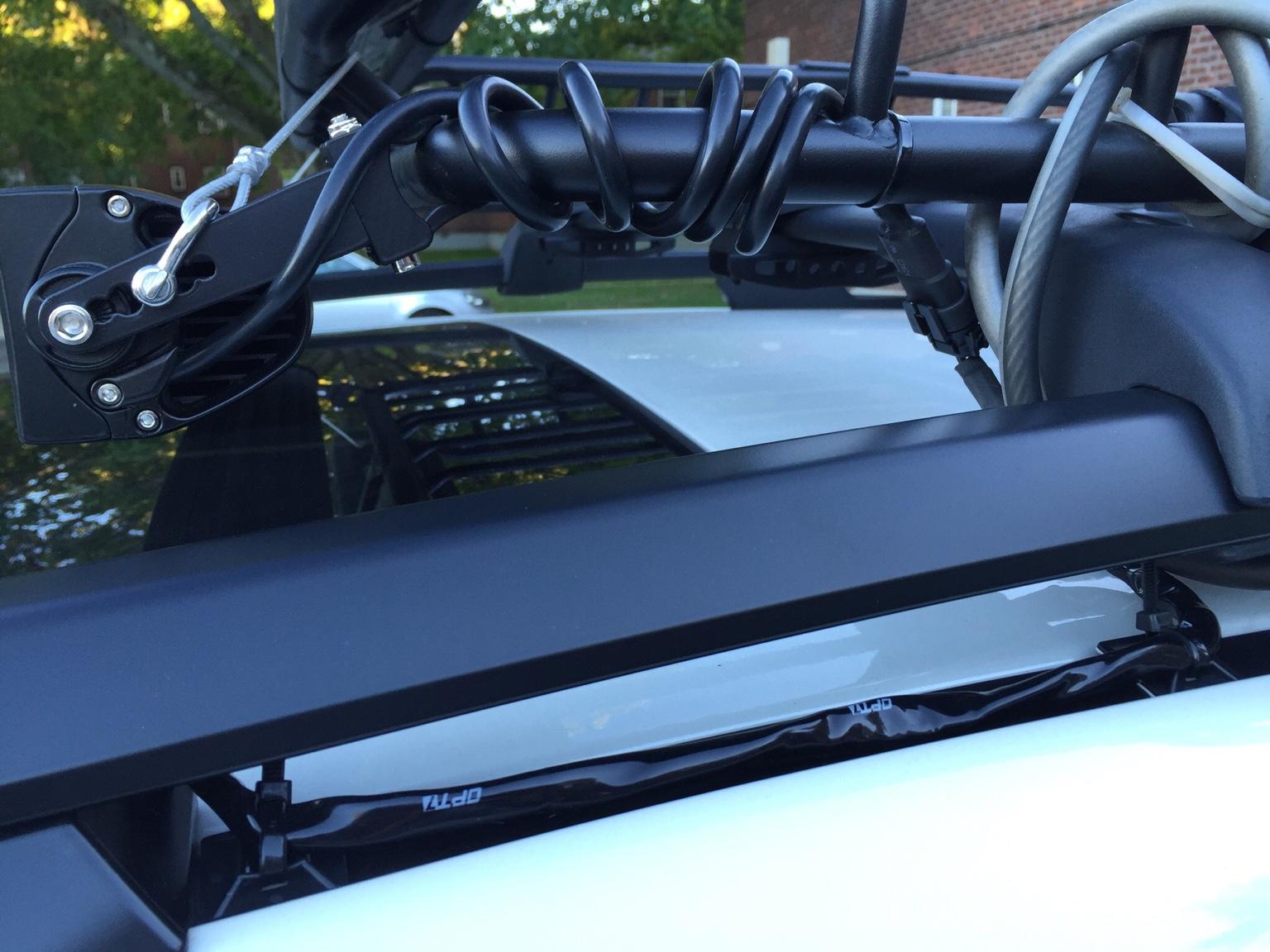 Help With 42 Inch Led Light Bar Install Subaru Xv Crosstrek Forums