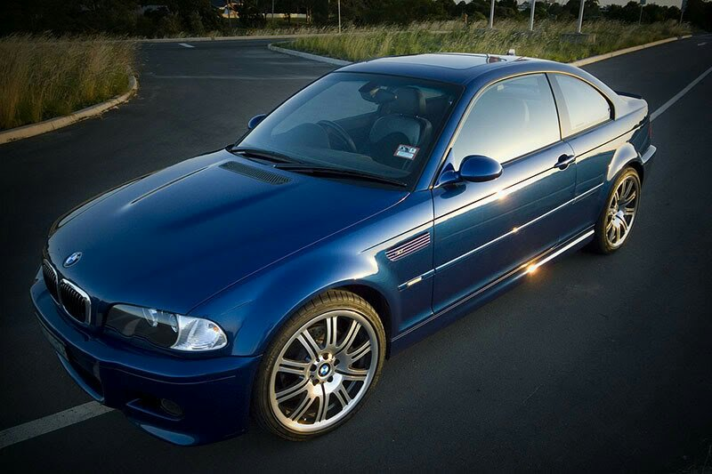 Fourtitude Com Aaaaand The Best Factory Color For An E46 M3 Is