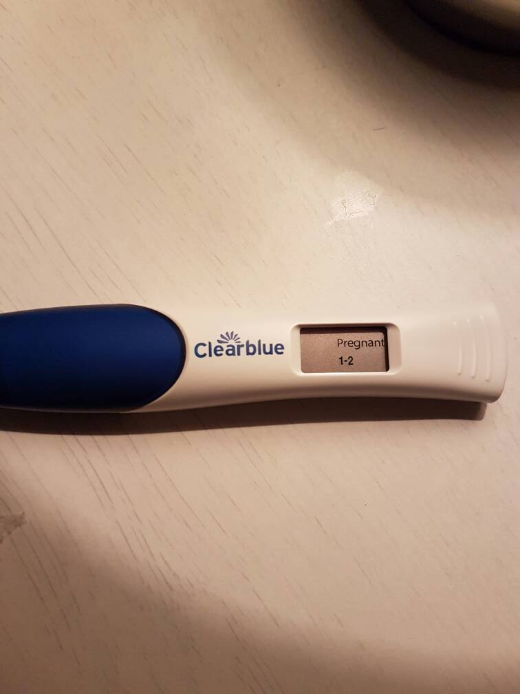I can't win I done a few tests all positive but faint results a clearblue  which says 1-2 weeks which is about right, anyone else feeling the same ?