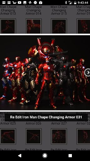 Iron Man MK 51 Toy - Has Anyone Seen This Beauty!? | RPF