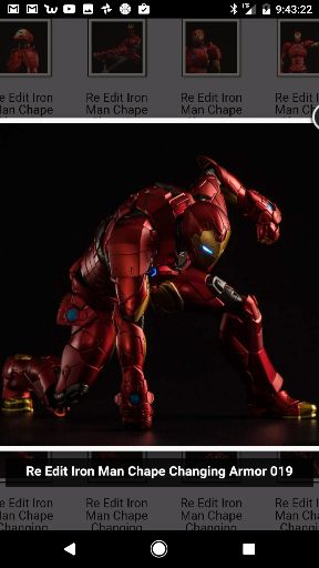 Iron Man MK 51 Toy - Has Anyone Seen This Beauty!? | RPF
