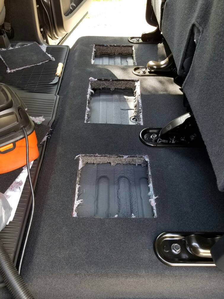 Carpet Floor Mats >> 17 PRO Under Seat Storage or All Weather Mats - TundraTalk ...