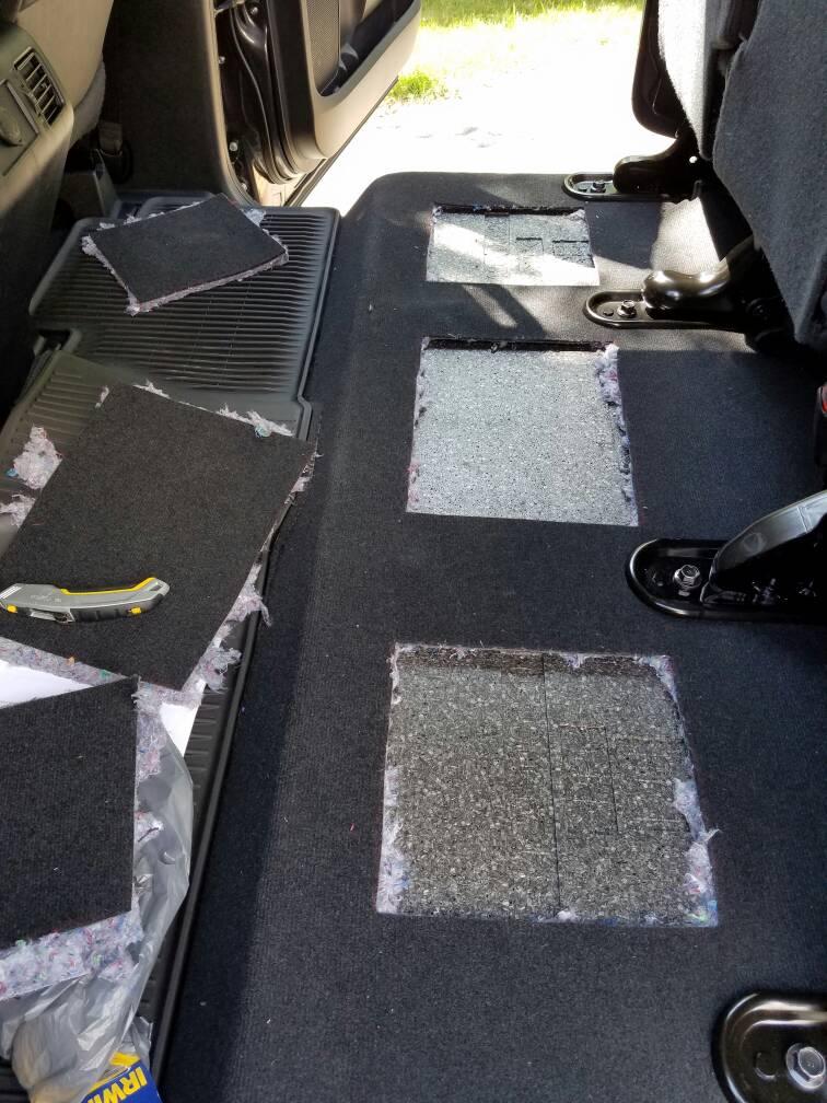 Under Seat Truck Storage >> 17 PRO Under Seat Storage or All Weather Mats - TundraTalk ...