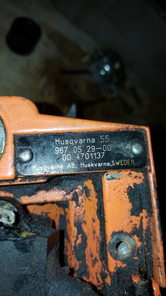 husqvarna 55 | Arboristsite com