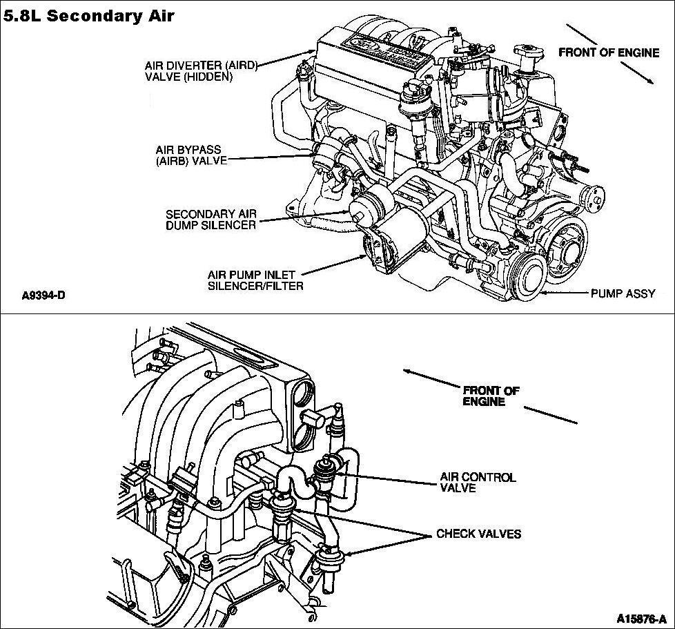 bad head gasket or just intake gasket - page 6